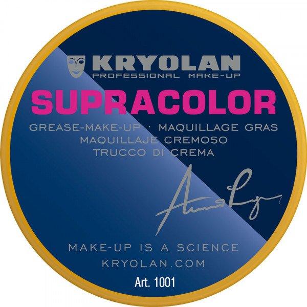 Kryolan Supracolor - 509 Dark Yellow Greasepaint
