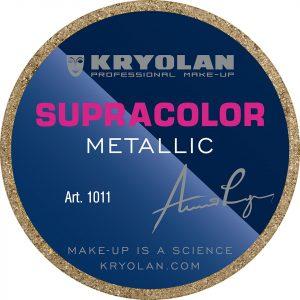 Kryolan Supracolor Metallic Gold 8ml