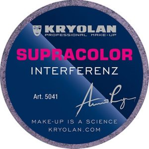 Kryolan Supracolor Interferenz - BR Purple