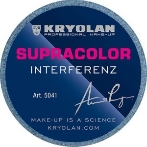 Kryolan Supracolor Interferenz - GB Blue