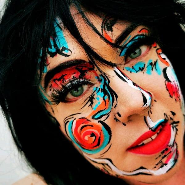 Artist Caitríona Giblin