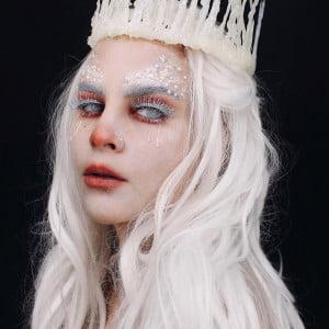 Mehron - Hair White