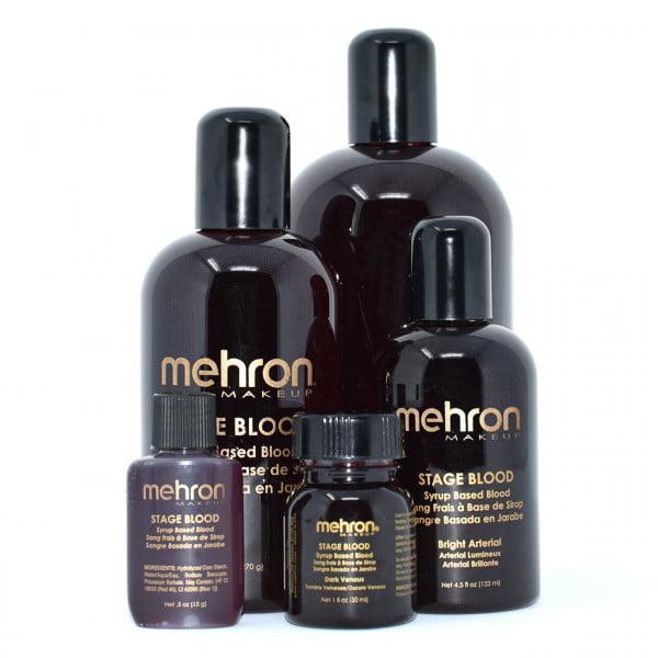 Mehron Stage Blood - Bright Arterial (Fake Blood)