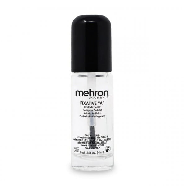 Mehron - Fixative A Sealer w/Brush (4 ml)