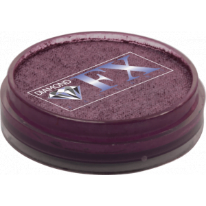 Diamond FX Face Paint MM1725 Metallics Red Lilac