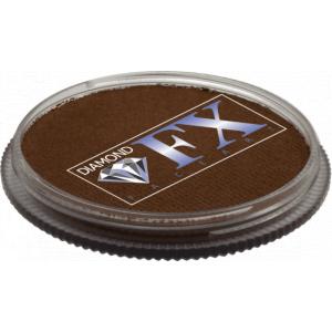 Diamond FX Face Paint ES1018 Essential Light Brown