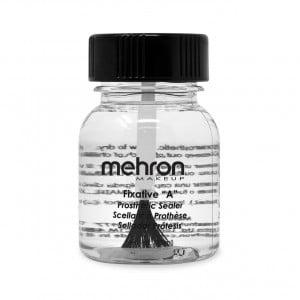 Mehron - Fixative A Sealer w/Brush