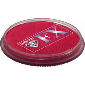 Diamond FX Face Paint ES1031 Ruby Red
