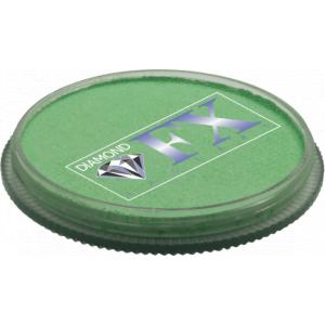 Diamond FX Face Paint MM1525 Metallics Mint Green