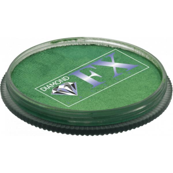 Diamond FX Face Paint MM1550 Metallic Beetle Green