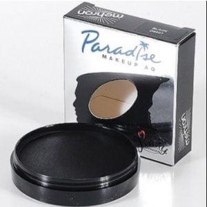 Mehron Paradise Makeup AQ – Black