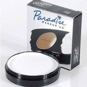Mehron Paradise Makeup AQ – White
