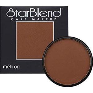 Mehron StarBlend Cake – Ebony