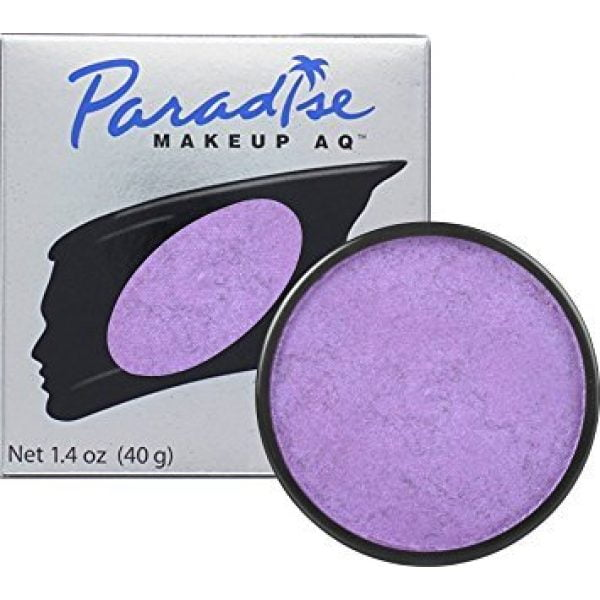 Mehron Paradise Makeup AQ – Brillant Violine (Metallic Purple)