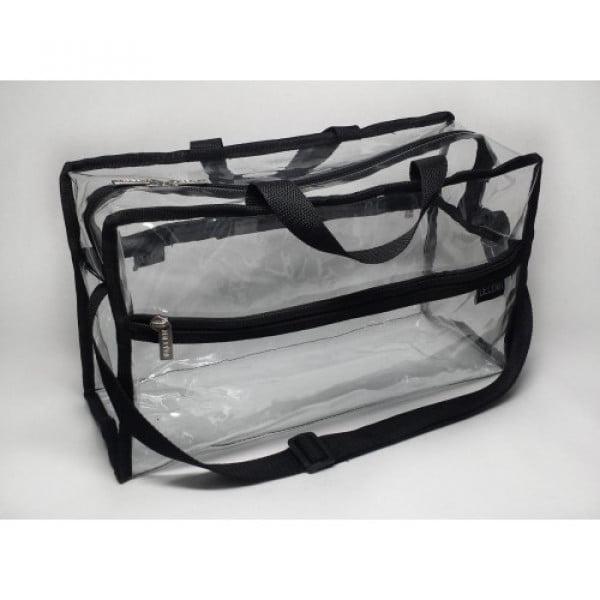 Deluva Clear Set Bag with shoulder strap BP006