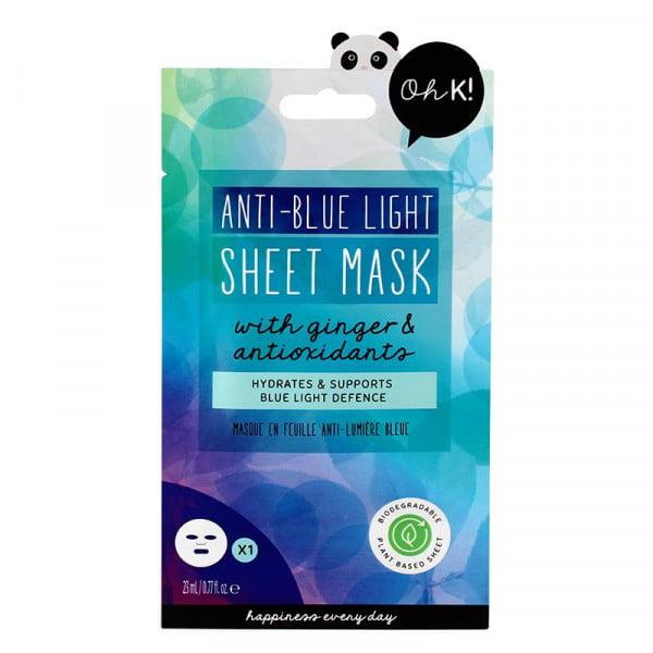 Oh K! Anti-Blue Light Sheet Mask