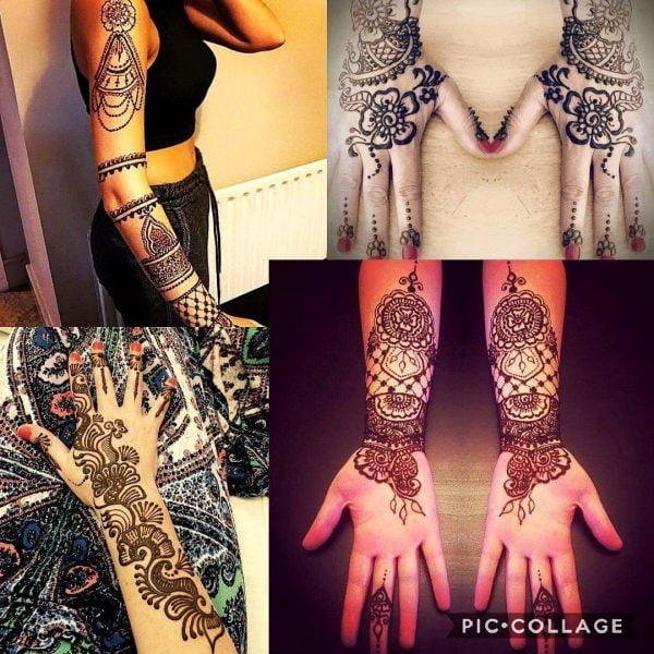 Henna Course 1