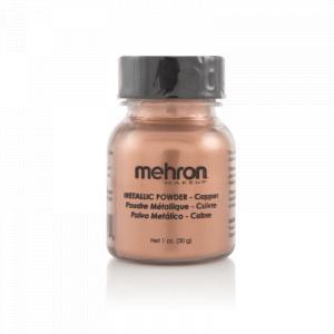 Mehron Metallic Powder – Copper