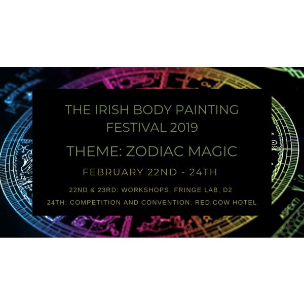 The Irish Body Painting festival2019