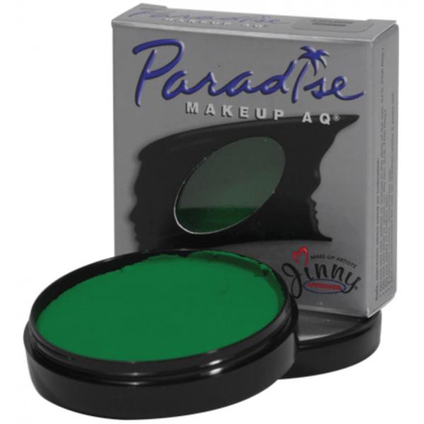 Mehron Paradise Makeup AQ – Amazon Green