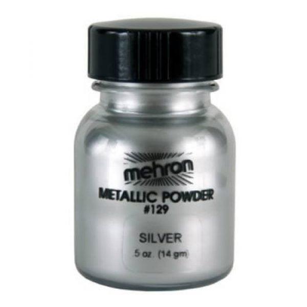 Mehron Metallic Powder Makeup