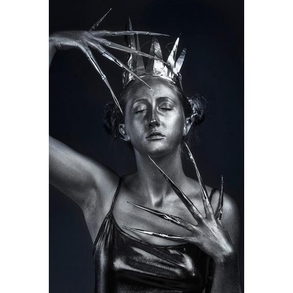 Model Fifi La Roux Artist Caitríona Giblin Photographer Peter Keane