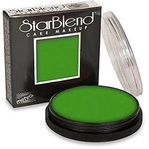 Mehron StarBlend Cake – Green