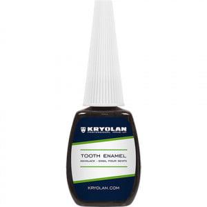 Kryolan Tooth Enamel Black 12m
