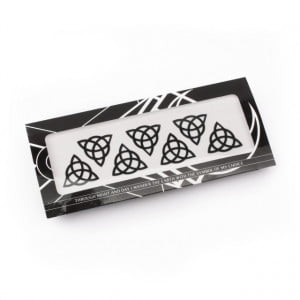 Magic Markings Face Stickers - Triquetra