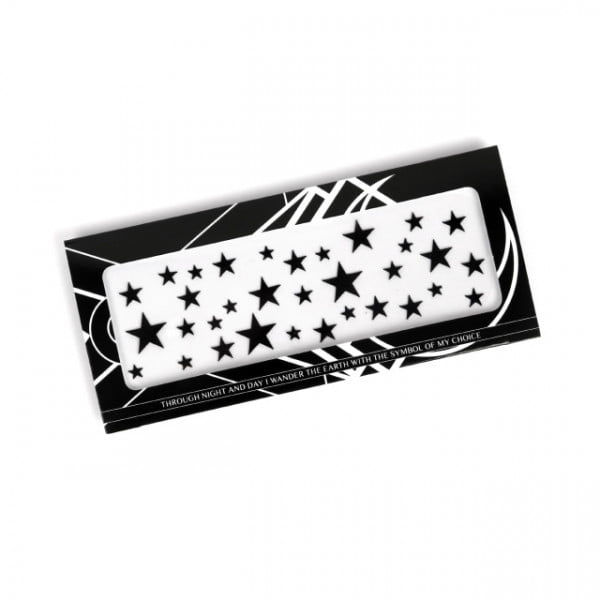 Magic Markings Face Stickers - Starchild