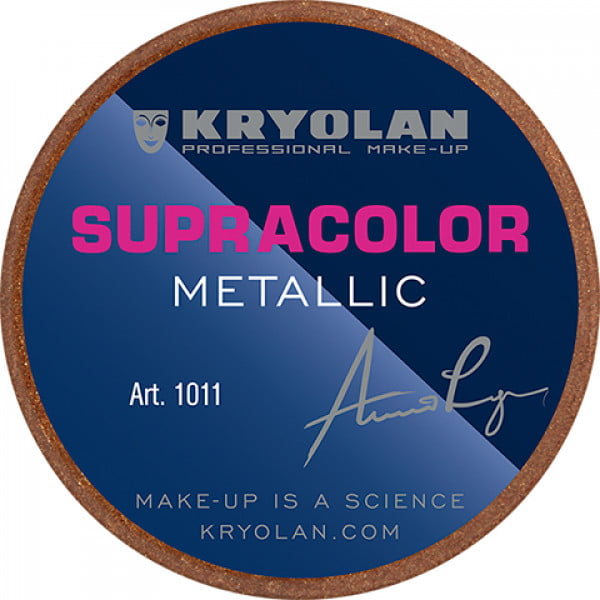 Kryolan Supracolor Metallic - Bronze