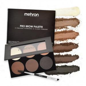 Mehron - Pro Brow Palette