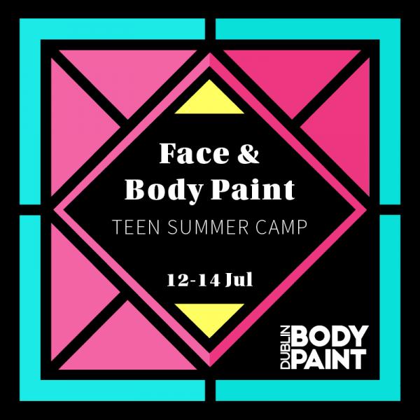 Face & Body Paint Teen Summer Camp