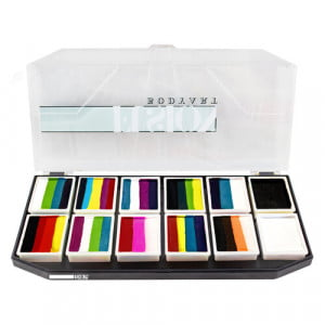 Fusion Face Painting Palette - Rainbow Explosion