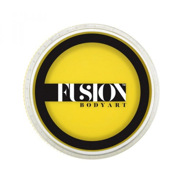 Fusion Body Art Face Paints - Prime Bright Yellow