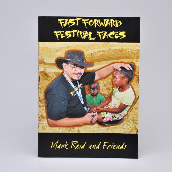 Mark Reid Fast Forward Festival Faces