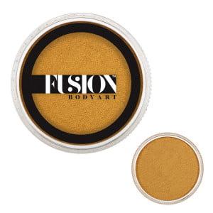 Fusion Body Art Face Paints - Pearl Metallic Gold 32g
