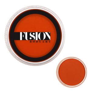 Fusion Body Art Face Paints - Prime Orange Zest 32g