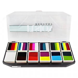 Fusion Face Painting Palette - Carnival Kit