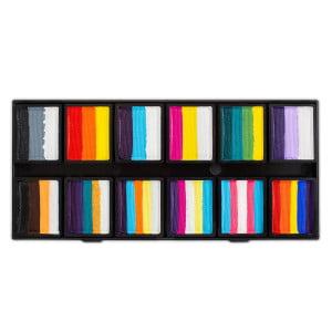 Essentials by Samantha Helen Kaleidoscopic One Stroke Palette