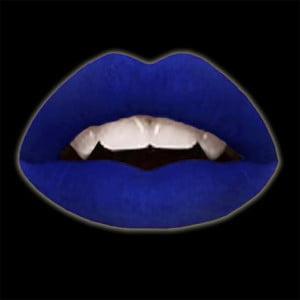 Lovelace Cosmetics Liquid Lipstick - 32 Mana (Blue)