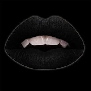 Lovelace Cosmetics Liquid Lipstick - 29 Raven (Black)