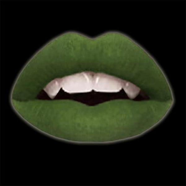 Lovelace Cosmetics Liquid Lipstick - 28 Toxic (Green)
