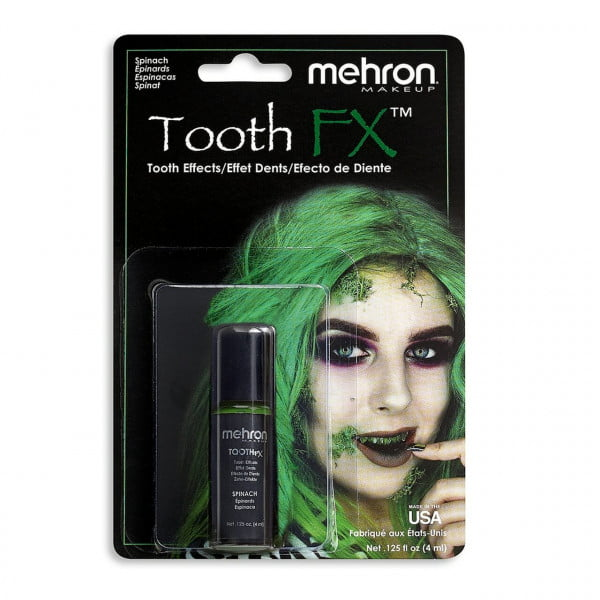 Mehron - Tooth FX - Spinach (4 ml)