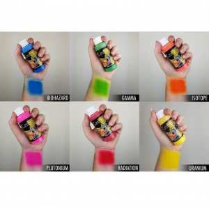 ProAiir Hybrid Atomic Colours Pack 6 x 30ml (1oz) Airbrush paint