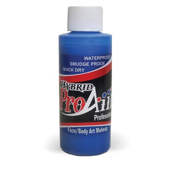 ProAiir Hybrid Fluorescent Blue 60ml (2oz) UV Neon Airbrush Paint