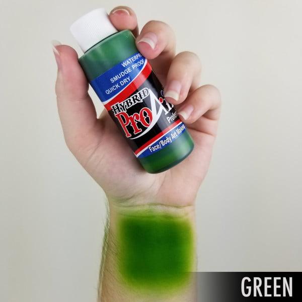ProAiir Hybrid Green 60ml (2oz) Airbrush Paint