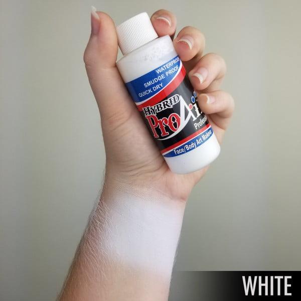 ProAiir Hybrid White 60ml (2oz) Airbrush Paint