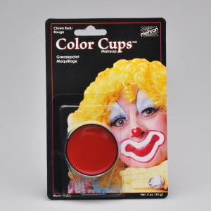 Mehron Color Cups Red 14g