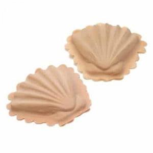Senjo Color - Nipple Cover Chest Part Shell 1 Latex Prosthetic Applique